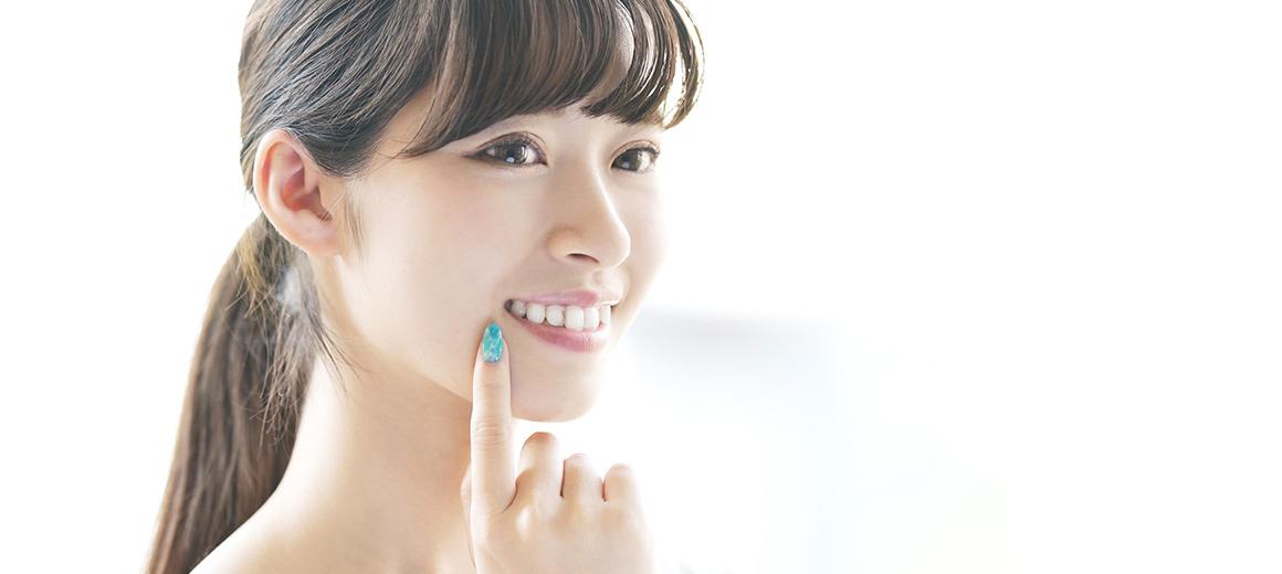 おいしく食べて、おもいっきり笑うことは健康の基本。「むし歯を治す」から「もう一歩先」へStep Up!